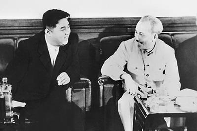 Quan hệ Việt - Triều qua những bức ảnh lịch sử