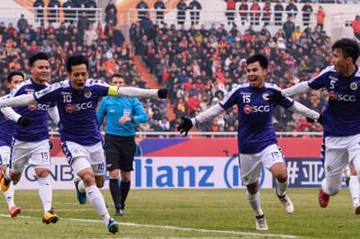 Lịch thi đấu của Hà Nội FC, Bình Dương tại AFC Cup 2019