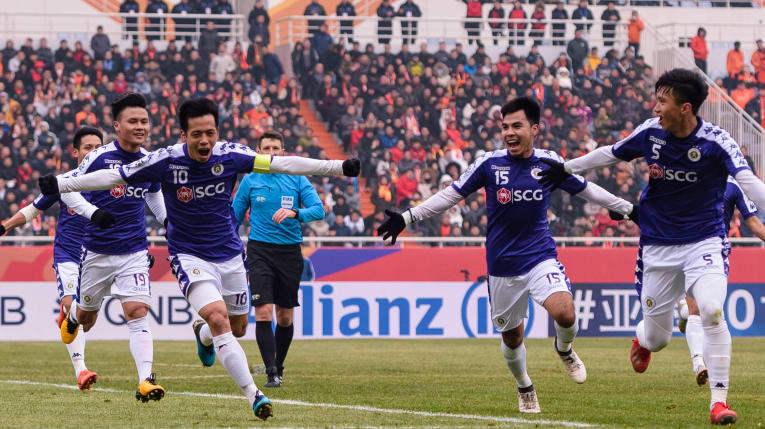 Lịch thi đấu bóng đá,AFC Cup 2019,Hà Nội FC