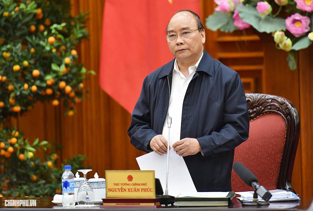 Thủ tướng Nguyễn Xuân Phúc,Nguyễn Xuân Phúc,biến đổi khí hậu