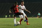 U22 Việt Nam 1-0 U22 Đông Timor: Danh Trung mở tỷ số (H2)