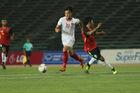 U22 Việt Nam 3-0 U22 Đông Timor: Danh Trung lập cú đúp (H2)