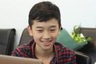 """Cậu bé chuyên toán thạo piano, học 4 ngoại ngữ: """"Cháu không chán môn nào"""""""