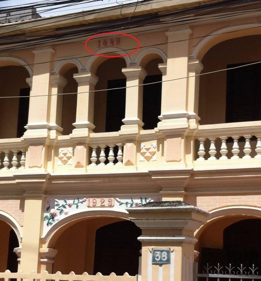 Nhà cổ,Biệt thự cổ,Phan Thiết