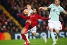 Liverpool 0-0 Bayern Munich: Chủ nhà gia tăng sức ép (H2)