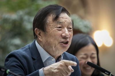 CEO Huawei: Không chia sẻ thông tin khách hàng với chính phủ Trung Quốc