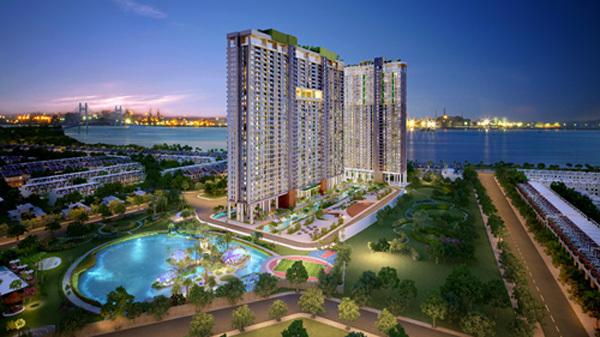Cơ hội đầu tư căn hộ ven sông giữa Nam Sài Gòn