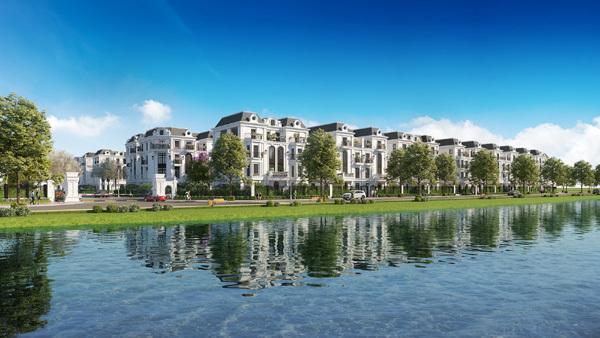 Không gian sống đậm chất Pháp ở Elegant Park Villa
