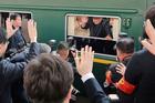 Ông Kim Jong-un sẽ đến Việt Nam bằng tàu hỏa?
