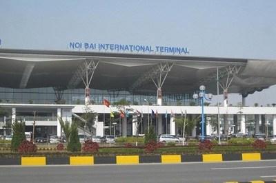 Hôm nay, sân bay Nội Bài thắt chặt an ninh cấp độ 1