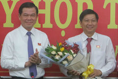 Bà Rịa - Vũng Tàu bổ nhiệm Phó chủ tịch UBND tỉnh