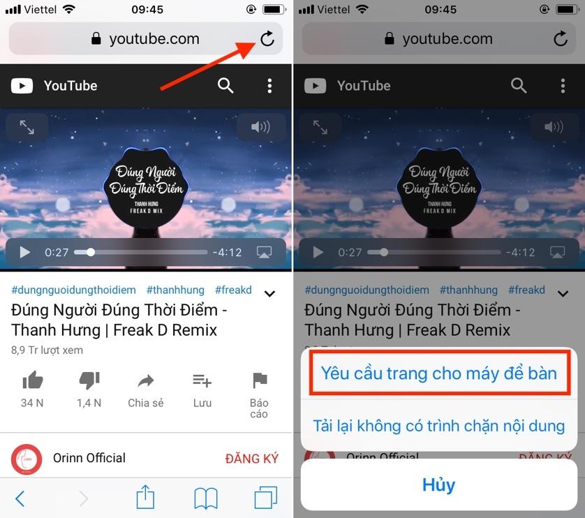 YouTube,thủ thuật iPhone,thủ thuật iPad