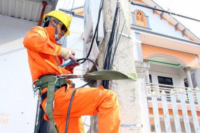 Phạt nặng với hành vi ăn trộm điện