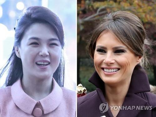 hội nghị thượng đỉnh Mỹ Triều,Kim Jong Un,Donald Trump,Melania Trump,Ri Sol Ju