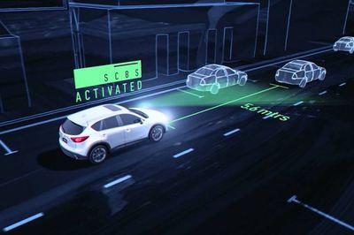 Phanh tự động khẩn cấp ô tô sẽ giúp bạn an toàn như thế nào?