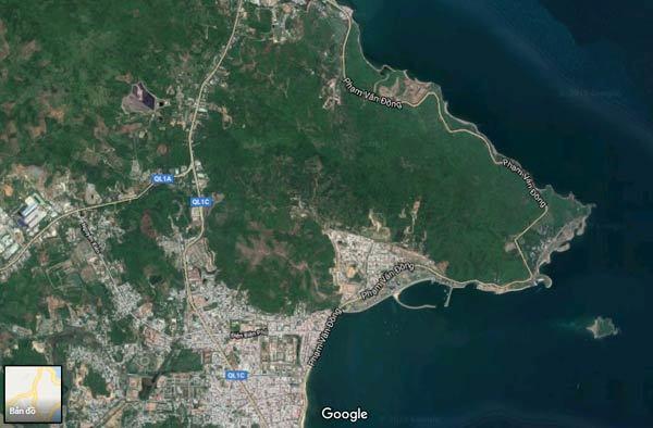 Bất động sản Bắc Nha Trang ngày càng nóng