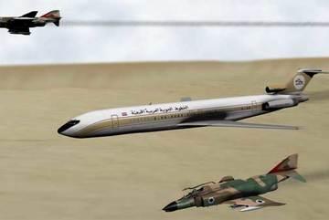 Ngày này năm xưa: Israel bắn rơi máy bay chở khách Libya