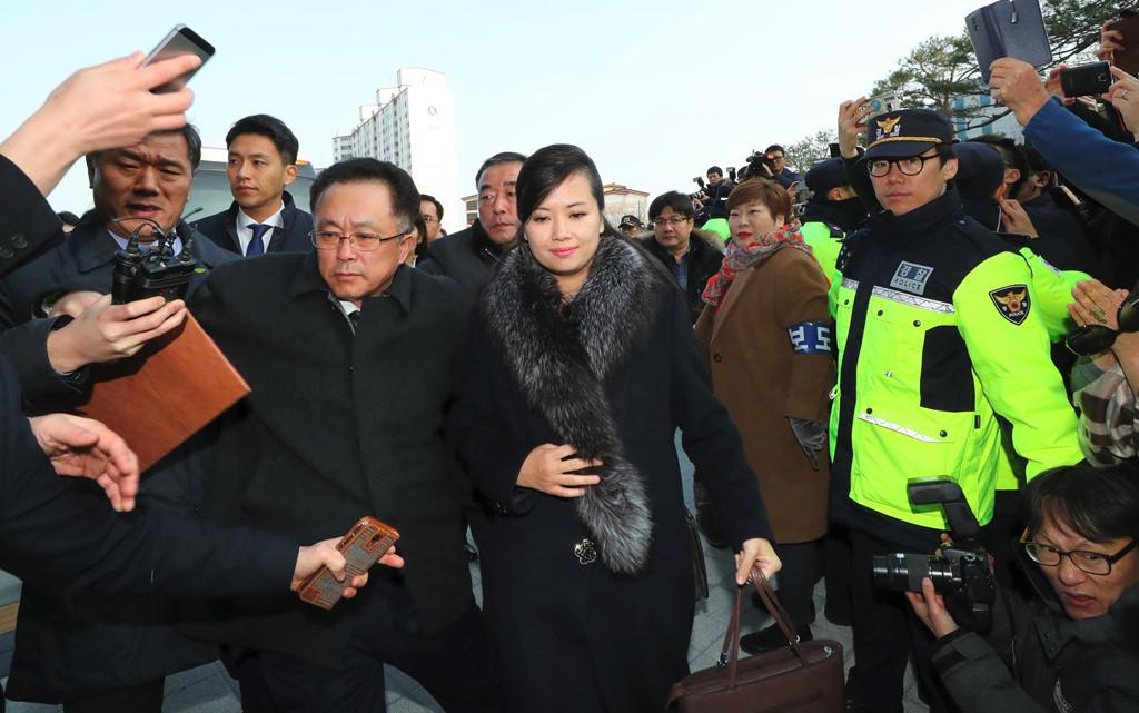 9 'bông hồng có gai' Moranbong: 'Vũ khí' tinh tế của nhà lãnh đạo Kim Jong Un