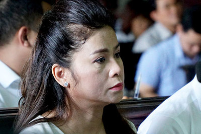Lý do vợ chồng ông chủ Trung Nguyên 'vạch tội' nhau trước tòa