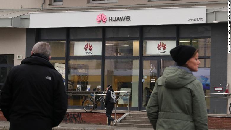 Huawei,mạng 5g,an ninh mạng