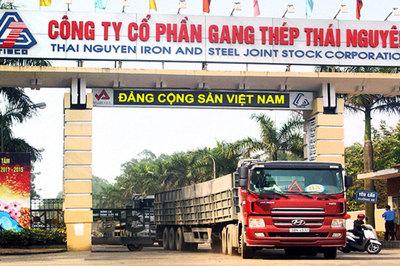 Điều chỉnh gấp hơn 2 lần dự án gang thép Thái Nguyên 8.100 tỷ