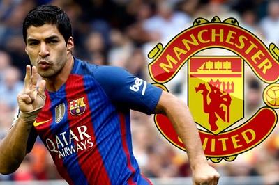 MU khiến fan tá hỏa ký Suarez, Real Madrid chơi lớn