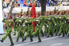 Đề xuất kéo dài hạn tuổi phục vụ của sĩ quan công an