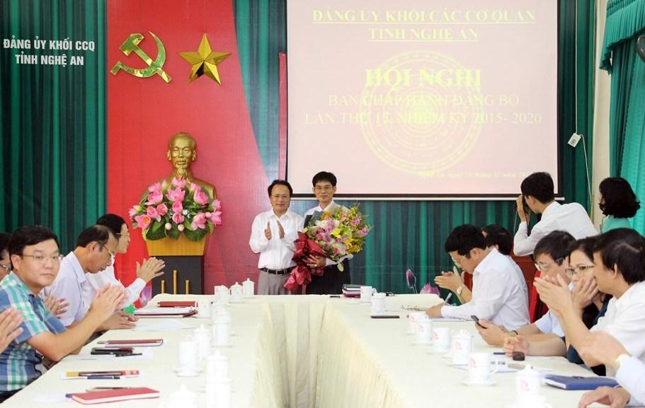 Nhân sự mới TP Hồ Chí Minh và 3 tỉnh