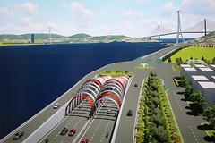Quảng Ninh được làm hầm đường bộ 1,3km nối Bãi Cháy với Hồng Gai