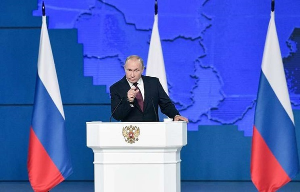Putin,Thông điệp liên bang,Donald Trump,hội nghị thượng đỉnh Mỹ Triều lần 2,Nhà Trắng,Brexit