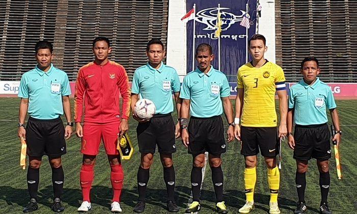 U22 Malaysia và U22 Indonesia cưa điểm siêu kịch tính