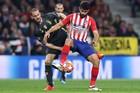 Atletico 0-0 Juventus: Morata ghi bàn, VAR nói không (H2)