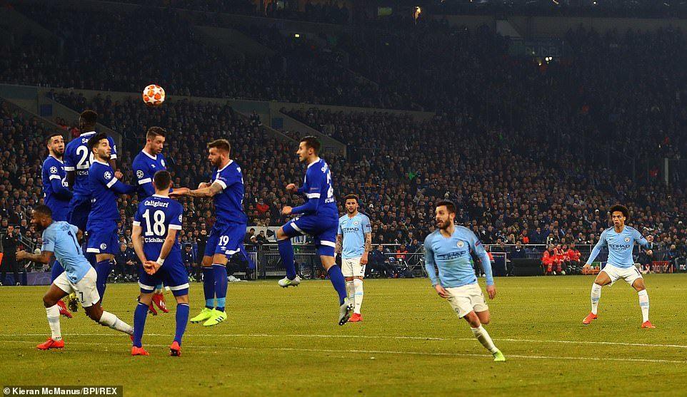 Schalke vs Man City