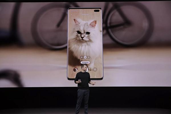 Galaxy S10,Galaxy S10 Plus,Samsung,Điện thoại Samsung