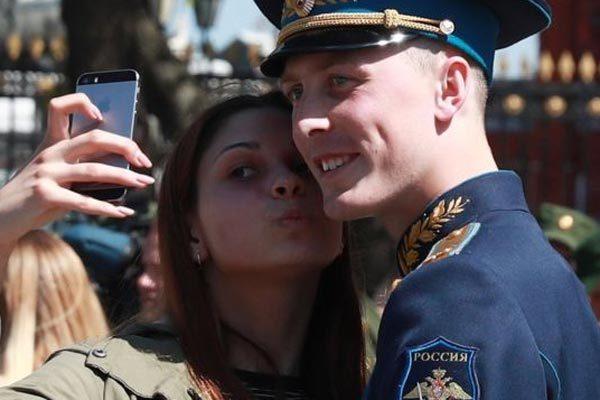 Nga,quân đội Nga,smartphone,mạng xã hội