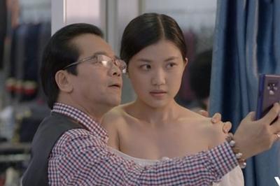 NSND Trần Nhượng: Tôi không ngại đóng cảnh nhạy cảm với diễn viên 9X