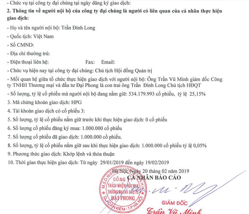 Sau 'trận đánh' lịch sử, con đại gia số 1 Việt Nam lộ diện