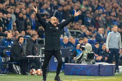 """Guardiola: """"Đá thế này, Man City khó vô địch cúp C1"""""""
