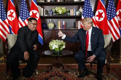 Đường gập ghềnh trong quan hệ Mỹ - Triều