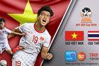 Link xem U22 Việt Nam vs U22 Thái Lan, 15h30 ngày 21/2
