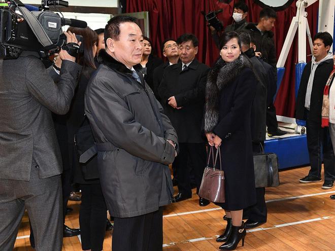 Nhan sắc bóng hồng đứng đầu nhóm nhạc Triều Tiên 'gây sốt' cả thế giới