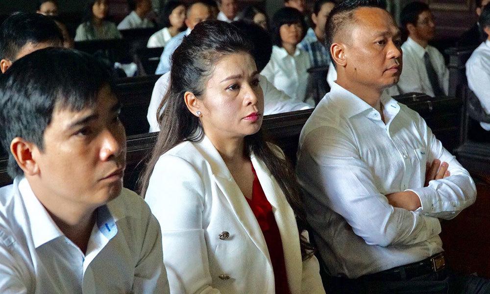 Bà Lê Hoàng Diệp Thảo tố chồng ngoại tình