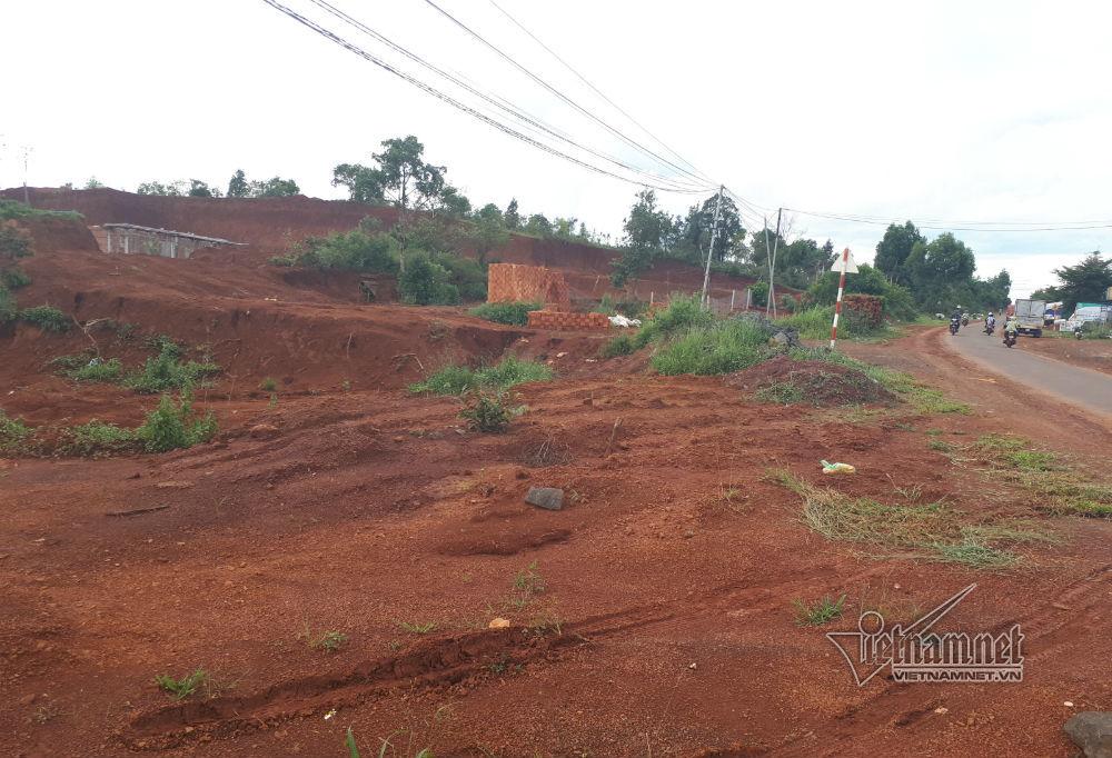 tham nhũng,Đắk Nông,đất quy hoạch