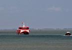 Tàu cao tốc Vũng Tàu - Côn Đảo chở 500 khách hỏng giữa biển