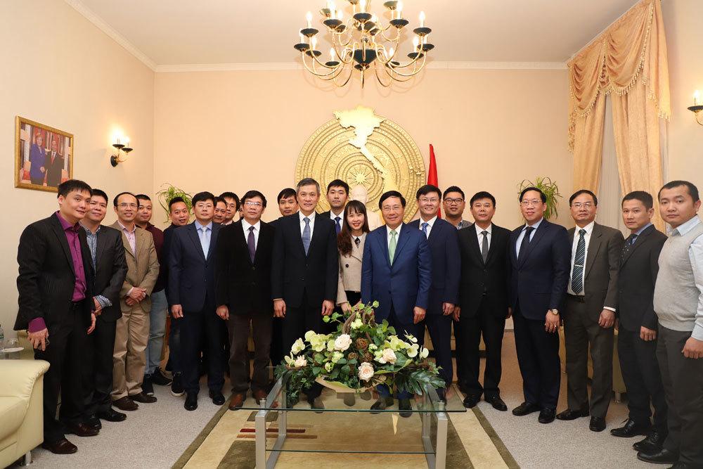 Đưa quan hệ Đối tác chiến lược Việt-Đức tiếp tục phát triển sâu rộng