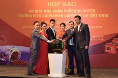 Tây Á phân phối độc quyền nhụy hoa nghệ tây Bahraman