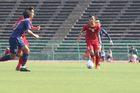 U22 Việt Nam 0-0 U22 Thái Lan: Thiện Đức suýt lập siêu phẩm (H1)