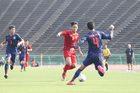 Đội hình 2 của U22 Việt Nam bị U22 Thái Lan cầm hòa