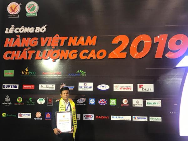 thương hiệu chất lượng,danh hiệu hàng Việt