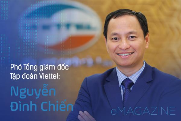 Viettel: Sản xuất thiết bị 5G là việc phải làm bằng được